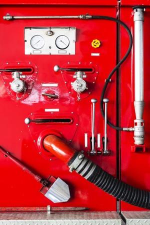 Fire Truck equipment Stock Photo - 13596259