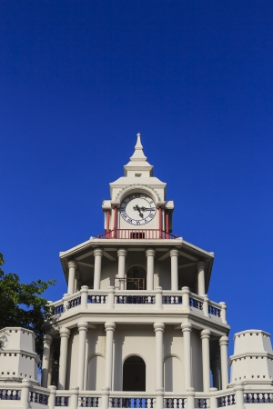 Clock tower photo