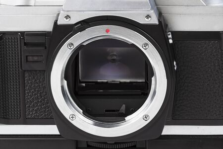 Version of old camera. Stock Photo - 14662683
