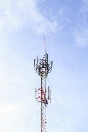 tower  communication Stock Photo - 15488179