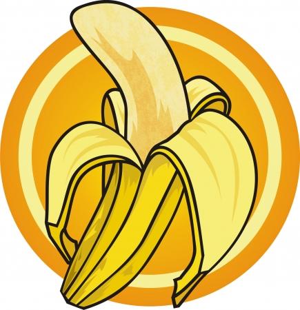 banana Stock Vector - 18518474