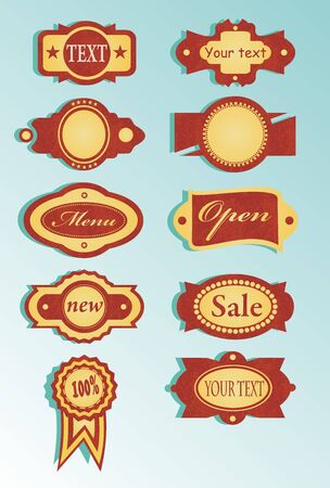 icons Stock Vector - 18546466