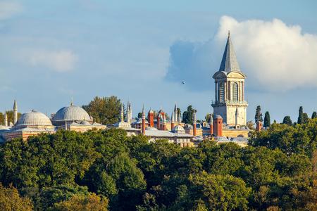 Topkapi Palace, Old City Sultanahmet, Istanbul, Turkey