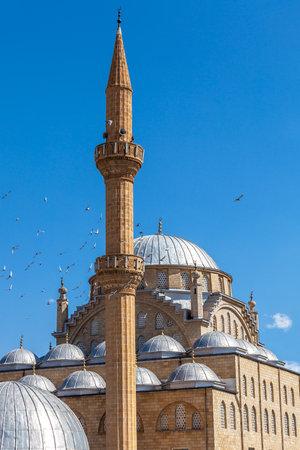 Kelkit Merkez Cami in Gumushane - Turkiye Banque d'images