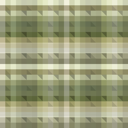 seamless plaid design green pattern 写真素材
