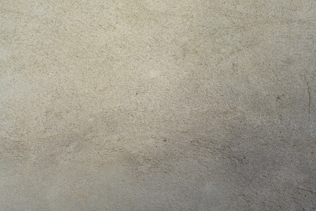 marble floor: Wall with gray rough concrete plaster on the street