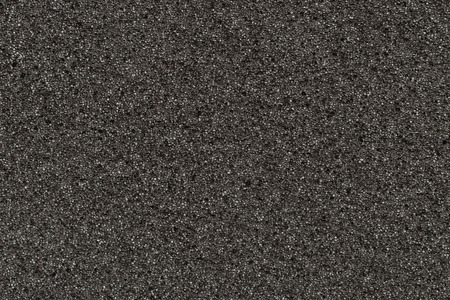 Photo of a background of black foam rubber photo