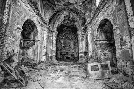 Abandoned Witches Church