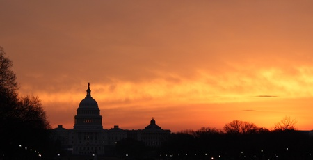 Capitol Sunrise photo