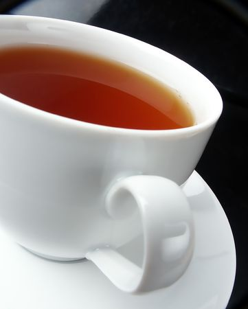 A Cup of Tea. Stock Photo