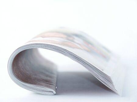 Magazine Arc. Stock Photo