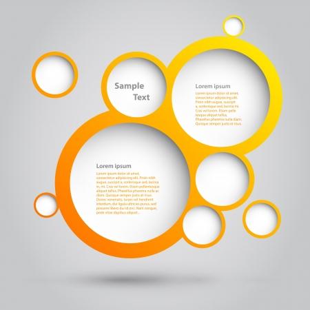 Foam Bubbles  Abstract web design