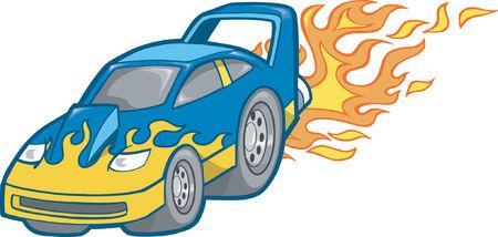 Car Vector Illustration Stock Vector - 902793