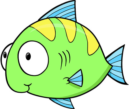 bluefish: Fish Vector Illustration Illustration