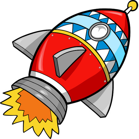 Rocket Vector Illustration