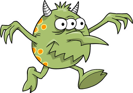 Monster vector Illustration Vector