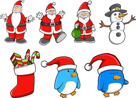 Christmas Vector Illustration Vector