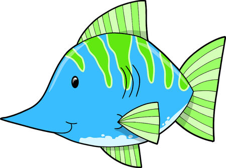 pez espada: Ilustraciones Vectoriales de pez espada
