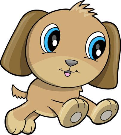 kennel:   Happy Puppy Dog