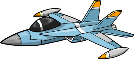Jet Fighter  Illustration