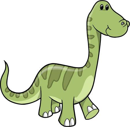 Cute  Dinosaur  Ilustração