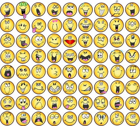 Emoticons emotion Icon Ilustracja