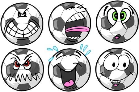 sports icon: F�tbol emoci�n Deportes icono ilustraci�n vectorial
