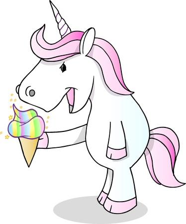 Unicorn Stock Illustratie
