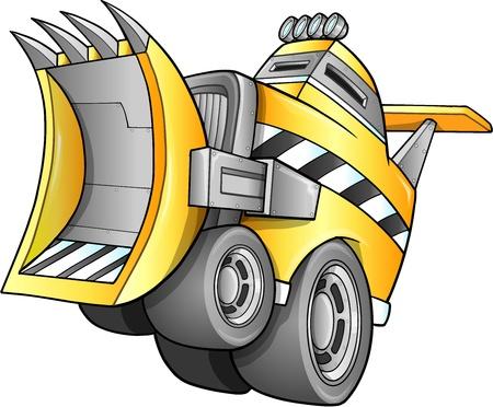 apocalyptic: Apocalyptic Vehicle  Illustration