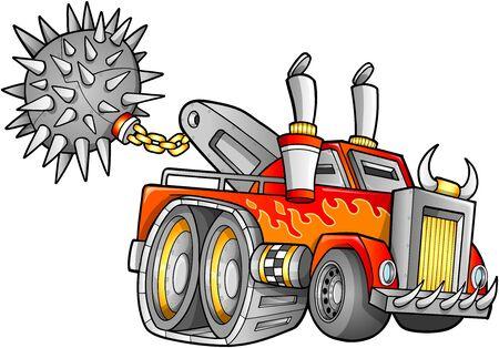 Apocalyptic Vehicle