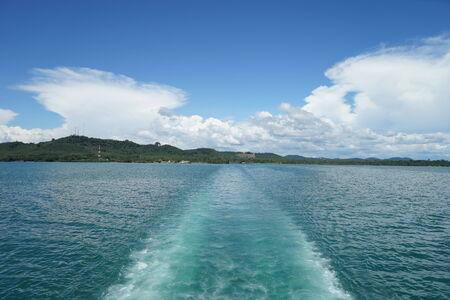 chang: On the way to Elephant Island (Ko Chang), Thailand