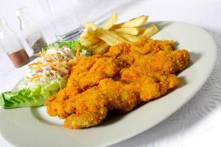 chops: Chicken Chops