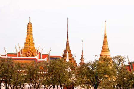 kaew: Wat Phra Kaew bangkok, thailand