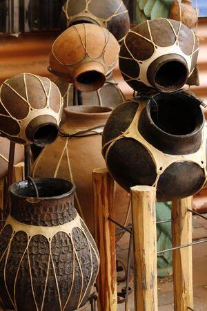 fe: Santa Fe typical pottery