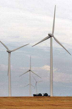 value add: Windmill generators add value to farmland 3