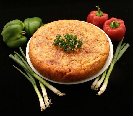 Spanish omelette  Stock Photo - 4628485
