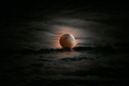 penumbra: Total lunar eclipse 02  20  2008