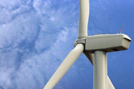 power operated: Windmill generator