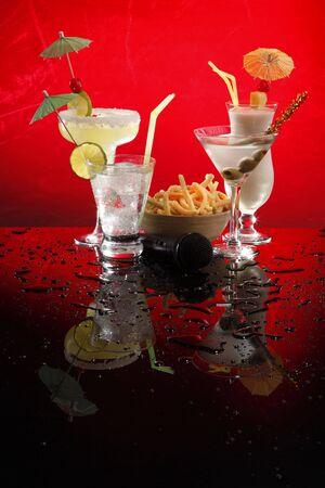 fizz: Martini, Margarita, Fizz and Colada