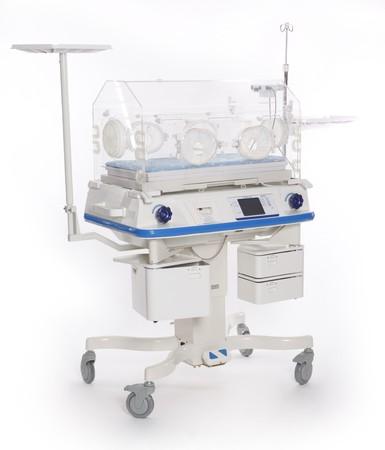 Equipo de hospital moderno incubadora neonatal  Foto de archivo - 8117978