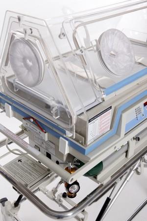 Modern neonatal incubator hospital equipment