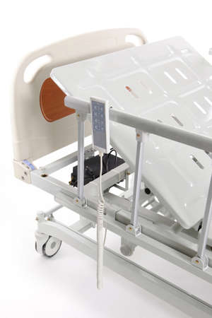 Mobile and adjustable hospital stretcher Stock Photo - 8118039