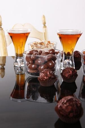 recipient: Almond liquor and almond snacks