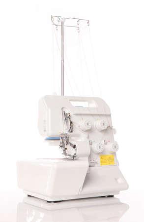 interlock: Modern interlock sewing machine
