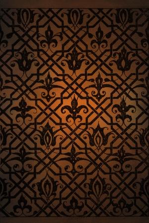 Arabische achtergrond patroon