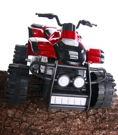 Modified toy ATV Stock Photo - 16916014