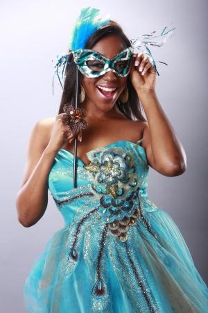 Happy carnival Stock Photo