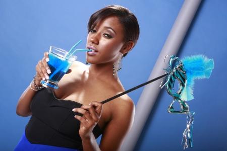 american sexy: Карнавал коктейль