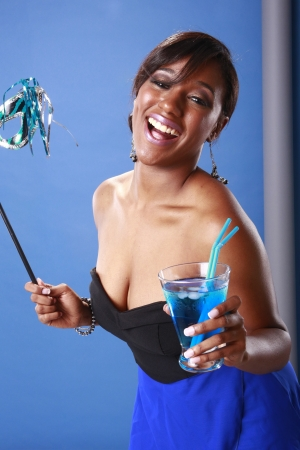Carnival cocktail Stock Photo - 18122622