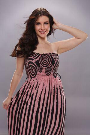 Fashionable pink Stock Photo - 18970856
